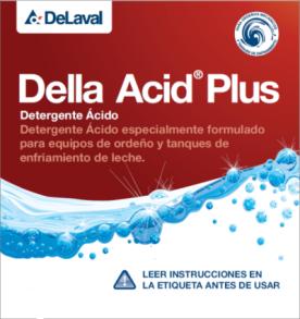 Detergente ácido Para Lavado De Equipos